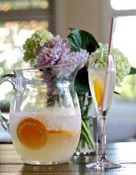 french 75 punch an easy cocktail for a crowd recipes for