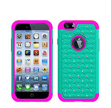 amazon black friday iphone nouch tm iphone 6 cases for women iphone 6 case for girls 4 7