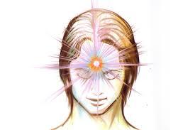 third eye forehead chakra pranic healing