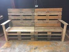 Pallet Sofa For Sale Pallet Furniture Ebay