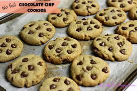 a bountiful no fail chocolate chip cookies