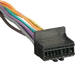 metra pioneer 16 pin wiring harness black pr01 0001 best buy