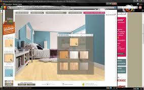 simulateur deco chambre test du logiciel de simulation de décoration intérieure decoweb