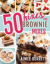 15 ways to make box brownies better