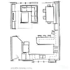 island kitchen plan compact kitchen floor plans of house island for kitchens home