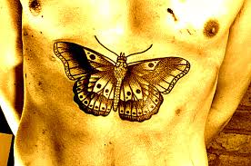 harry styles butterfly picture worst of 2013