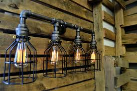 Industrial Bathroom Light Fixtures 30 Fresh Industrial Bathroom Vanity Lighting Pics Modern Home