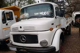 4x4 mercedes mercedes 4x4 merc trucks for sale in gauteng r 190 000