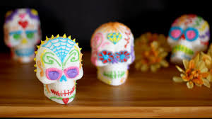 dia de los muertos sugar skulls how to make sugar skulls calavera de azúcar recipe tablespoon