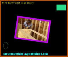 do it yourself garage storage plans 090645 woodworking plans and