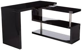 Black Glass Computer Desk Black Computer Desk On Wheels Black Glass Office Desk Desk Table