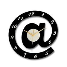 Wall Clock For Living Room by Creative Wall Clocks For Living Room Large Decorative Wall 14in
