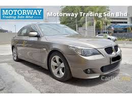 bmw e60 gold bmw 523i 2005 2 5 in selangor automatic sedan gold for rm 75 800