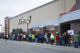 jcpenney announces earliest opening time for thanksgiving day