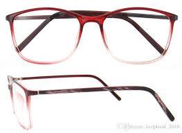 spectacle frames ultra light eyeglasses frames oversize eyewear plain