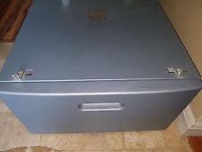 Frigidaire Washer Dryer Pedestal Frigidaire Affinity Dryer Ebay
