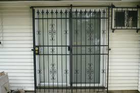 doors security bars u0026 window security bars u0026 grates doorjam