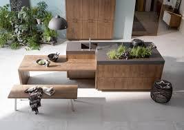 comment monter une cuisine comment créer une cuisine bois moderne et profiter de ambiance