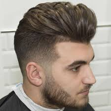 short hairstyles with feathered sides 100 cool short hairstyles and haircuts for boys and men side
