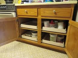 Pantry Cabinet With Pull Out Shelves by Best 25 Shelves That Slide Ideas On Pinterest Bathroom Under