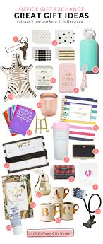 great gift ideas for great secret santa gift ideas for co workers or clients