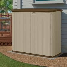 Storage Shed For Backyard by Outdoor U0026 Garden Interesting Suncast Sheds For Outdoor Storage Ideas