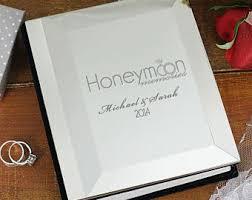 honeymoon photo album honeymoon photo album etsy