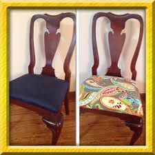 simple tutorial on how to reupholster dining room chairs diy on
