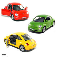 volkswagen beetle colors amazon com set of 3 cars 6