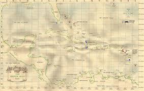 World Latitude Map by Pirates Map