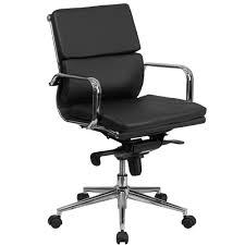 Executive Office Chairs Fabric Z Line Designs Black Leather Executive Office Chair Zl5001 01ecu