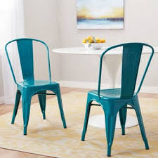 Teal Dining Room Chairs Blue Kitchen Dining Room Chairs For Less Overstock