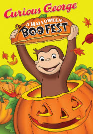 Curious George Halloween Costumes Curious George Halloween Boo Fest