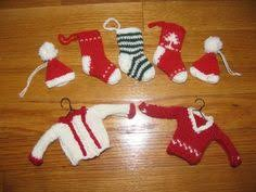 homework sew and tell tiny sweater ornaments awesome pins from