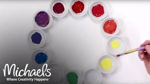 the color wheel kids crafting michaels youtube