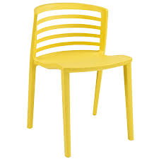 Yellow Dining Chair Modern Outdoor Dining Chairs Benches Eurway Modern
