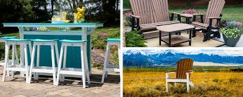 Polywood Patio Furniture by Polywood Eco Friendly Outdoor Furniture