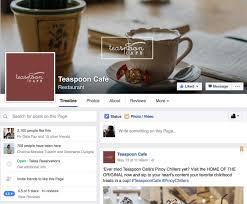 teaspoon cafe prodigy