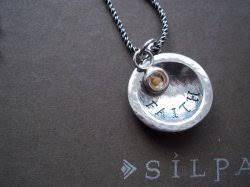 faith of a mustard seed necklace n1943 retired faith silpada faith pendant necklace