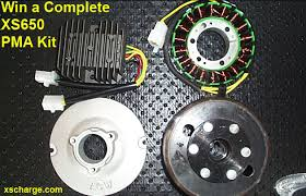 xs650 charging system how to xs650 chopper