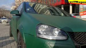 green volkswagen golf vw golf 5 tuning hunter green forest vw golf 5 today i met youtube