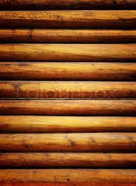 wooden logs wall of rural house background stock photo colourbox