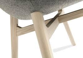 ezy wood high chair offecct