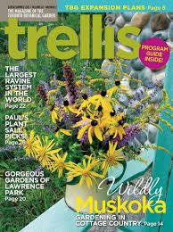 native plant sale muskoka conservancy toronto botanical garden trellis magazine summer 2015 by toronto