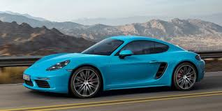 porsche cayman s 0 60 2017 porsche 718 cayman s makes its debut
