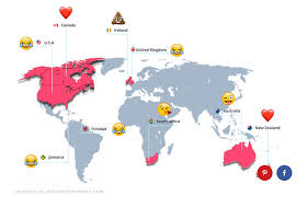 africa map emoji emoji the most popular ones in 2017 and the new ones expected in