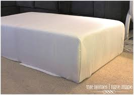 How To Make An Upholstered Ottoman by How To Make An Oversized Ottoman Tutorial The Homes I Have Made