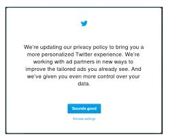 pirvacy policy updates it s privacy policy moses namara medium