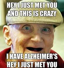 Song Meme - old man with alzheimers trying to sing call me maybe song meme