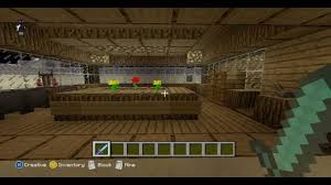 how to build a kitchen dining room minecraft xbox 360 edition